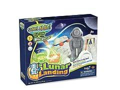 Sands Alive! Lunar Landing Kit