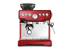 Breville the Barista Express, Red