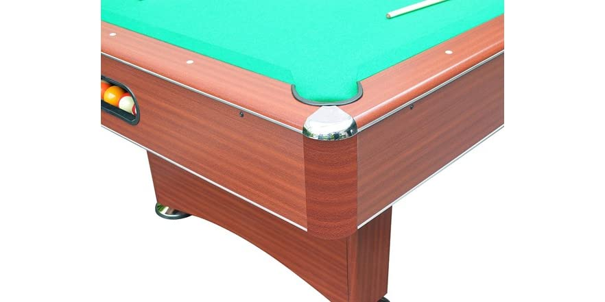 Newport 8 ft deluxe pool table for Table 6 handbook 44