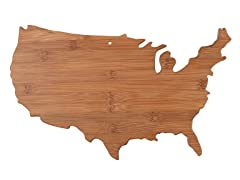 U.S.A. Cutting Board