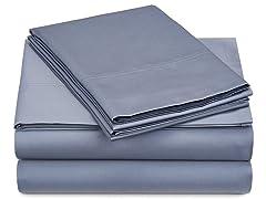 500-Thread-Count Pima Sateen Sheet Set