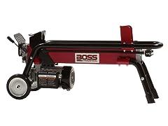 Boss Industrial 7 or 5 Ton Electric Log Splitter