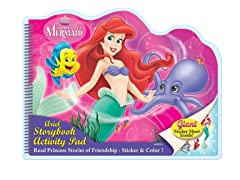 Disney Ariel Storybook Activity Pad
