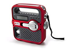 American Red Cross Solarlink Radio