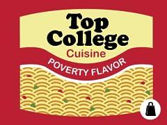 Top College Cuisine Tote