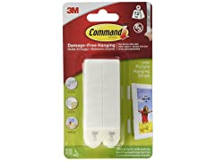 Command Picture & Frame Hanging Strips (4-Pairs)