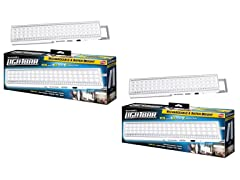 Bell+Howell Light Bar (2-Pack)