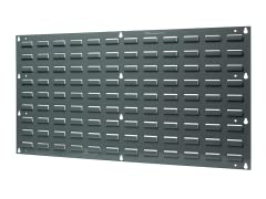 Louvered Wall Panel