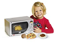 Toy Electronic Microwave