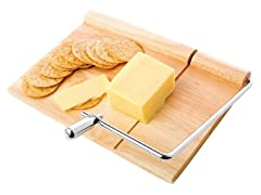 Thick Beech Wood Cheese Slicer