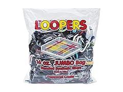 Pepperell Loopers 16ozAssorted