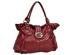 Parinda ANEMONE Handbag, Red