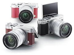Fujifilm X-A3 Camera w/ F3.5-5.6 II Lens