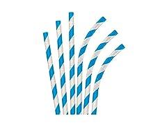 Stripe Jumbo Eco-Flex Paper Straws