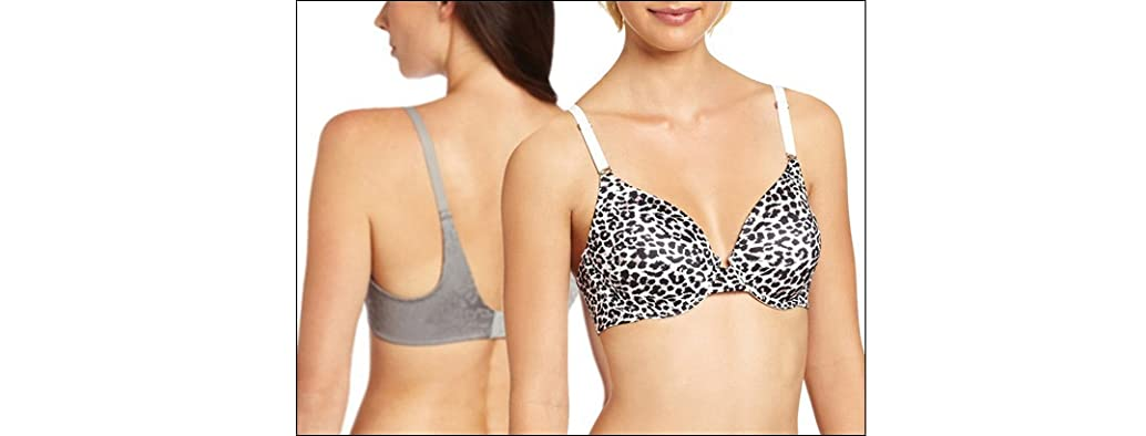 Maidenform 2-Pack Bras, Pick Color