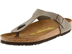 Birkenstock Gizeh BF Nubuk Sandal (Open Box)