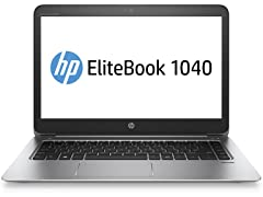 "HP EliteBook 1040-G3 14"" Intel i5 128GB Ultrabook"