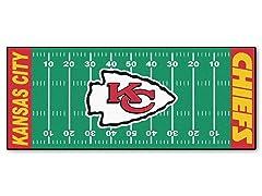 NFL Football Field Runner