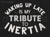 A Tribute To Inertia