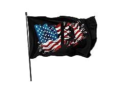 Haelhorneger Patriotic American USA Flag