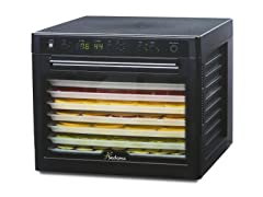 Sedona Digitally Controlled Food Dehydrator