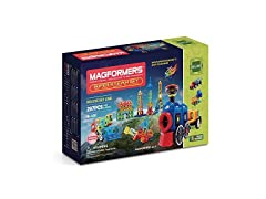 Magformers Super STEAM Magnetic Shapes