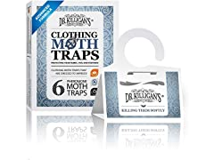 Dr. Killigan's Clothing Moth Traps