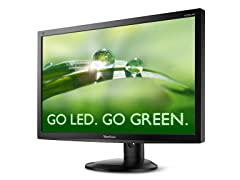"27"" 1080p LED Monitor with DisplayPort"