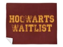 """Hogwarts Waitlist"" Blanket"