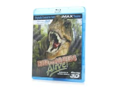 IMAX: Dinosaurs Alive! 3D Blu-ray Movie