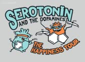 Serotonin & the Dopamines