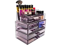 Sorbus Large Makeup Storage