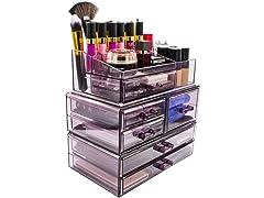 Sorbus Large Makeup Storage