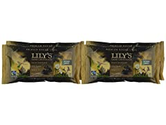 Lily's Chocolate Baking Chips, 4 Count
