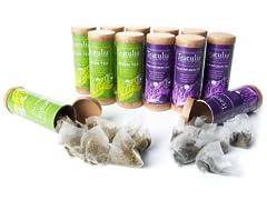 Teatulia Organic Tea 6 x 6 Trial Pack