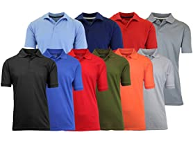 Men's Polo Packs