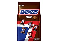 SNICKERS Minis Chocolate Candy Bars