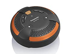 Panasonic Quad-Proof Bluetooth Speaker