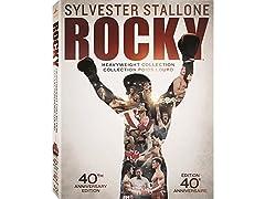 Rocky: Heavyweight Collection - Blu Ray