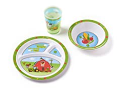3-Piece Melamine Set - Barrel of Laughs