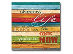 Chapters in Your Life