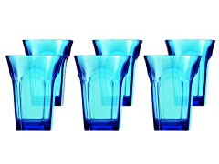 Drinking Glasses 15.2 oz-6 Pack