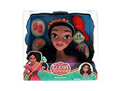 Disney Elena of Avalor Hair Styling Head