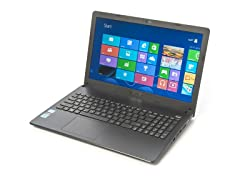 """ASUS 15.6"""" Intel Pentium Dual-Core 2020M"""