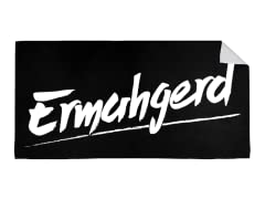 """Ermahgerd"" Beach Towel"