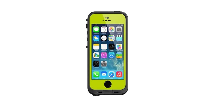 life case iphone 5s lifeproof iphone 5s fre series 15614