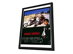 Easy Rider Framed Movie Poster