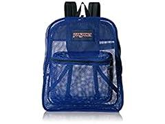 JanSport Mesh Pack, Regal Blue