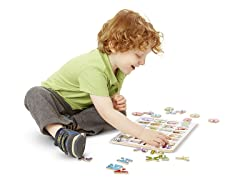 Melissa & Doug Let's Play Educational Bundle