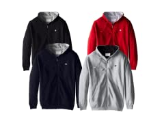 Champion Men's B&T Full-Zip Fleece Hooded Jacket